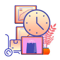 Real-time package tracking